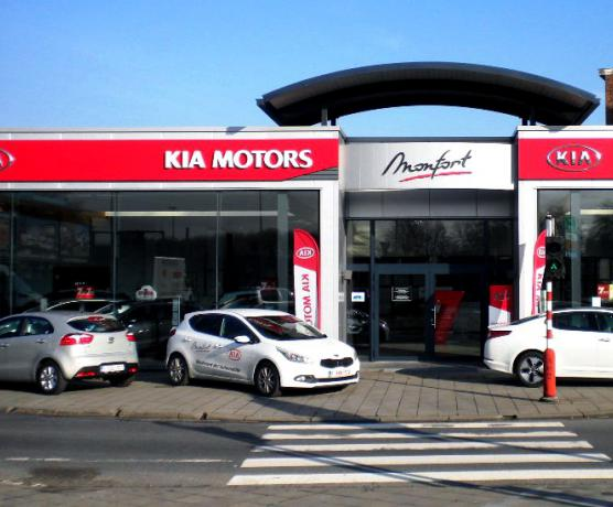 Showroom Monfort Kia